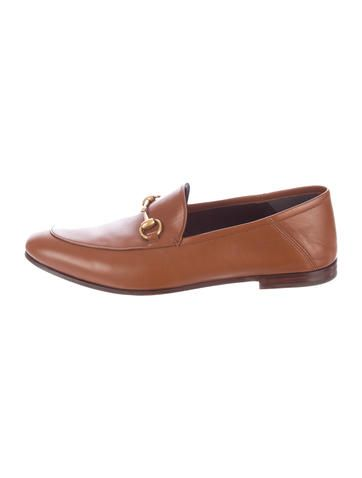 831021f15 Brixton Loafers | Gucci | Gucci brixton loafer, Loafers, Leather loafers