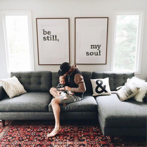 Be still my soul posters jpg file dream home wohnzimmer wandgestaltung und haus - Poster wohnzimmer ...