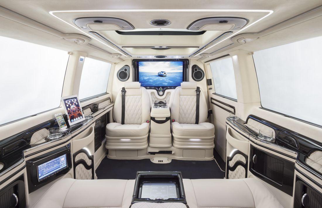 4 2 Mtm T300 Volkswagen T5 Luxury Van Executive Bentley