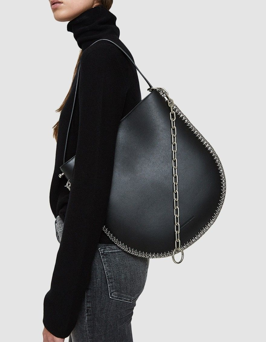 d90ab97f63 Alexander Wang   Roxy Hobo with Box Chain in 2019