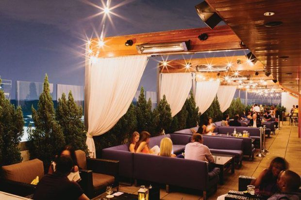 Atlanta Rooftop Bars You Have to Visit (2016)