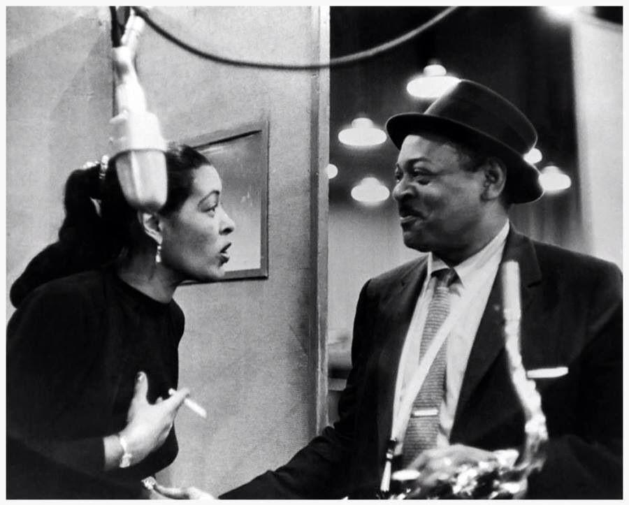 Billie Holiday & Coleman Hawkins