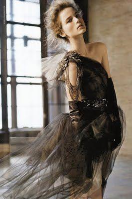 Vera Wang Dress by Shimmer Like Gold