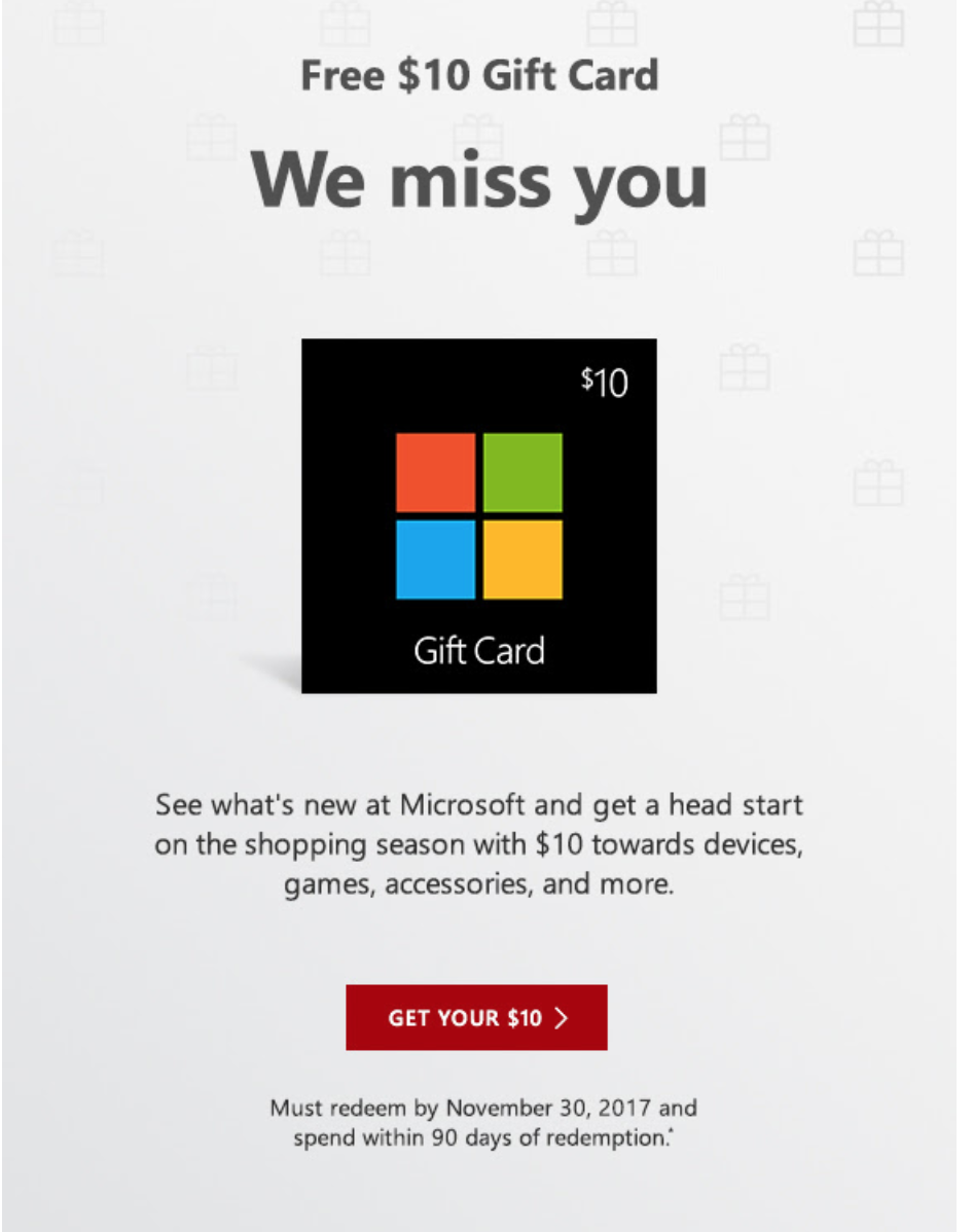 How To Get Free Microsoft Gift Cards How To Get A 10 Microsoft Gift Card Completely Free In 2021 Gift Card Generator Xbox Gift Card Free Gift Cards Online