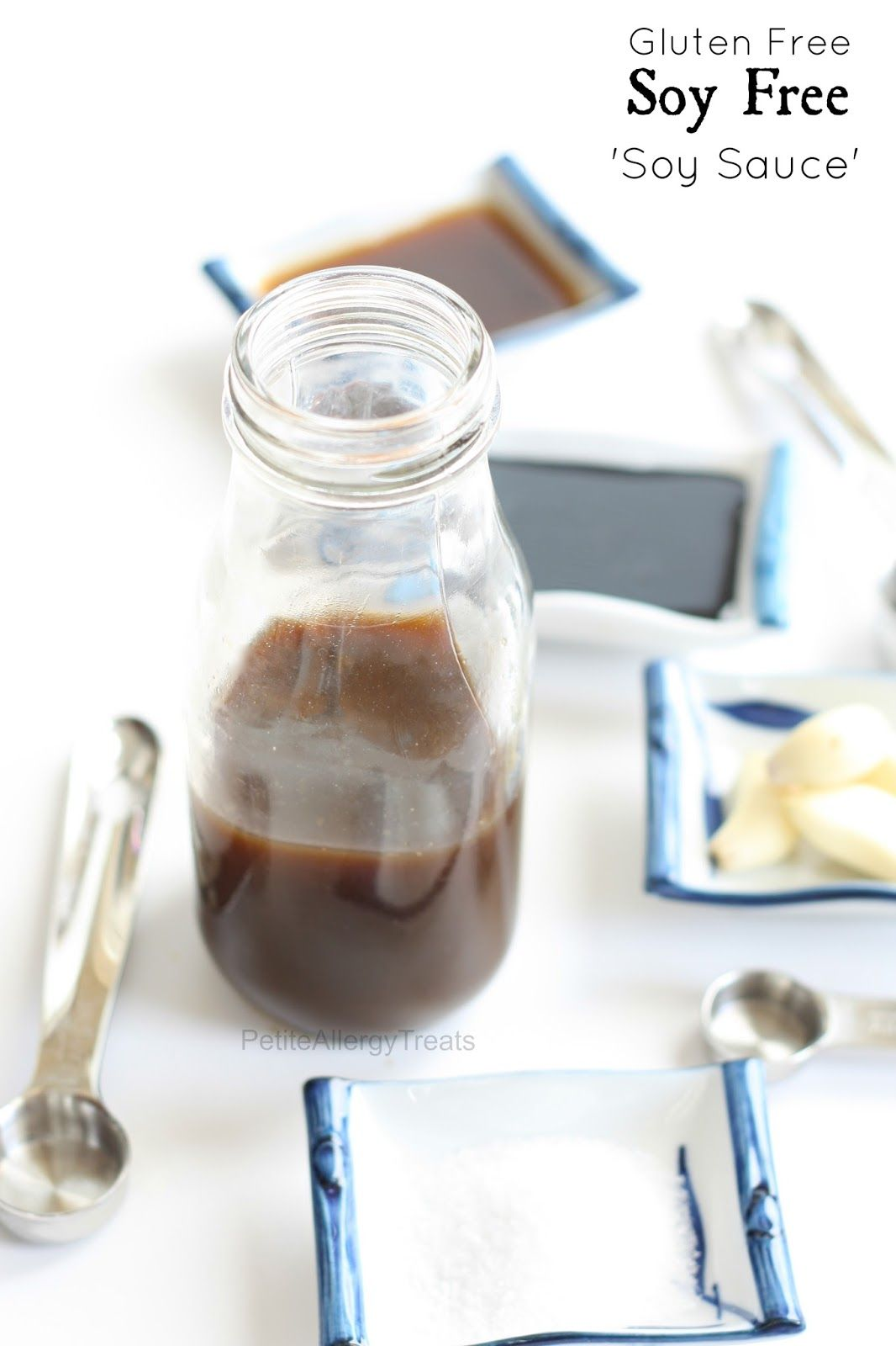 This Soy Free soy sauce will add extra flavor to any stir fry and has that missing Asian flavor...
