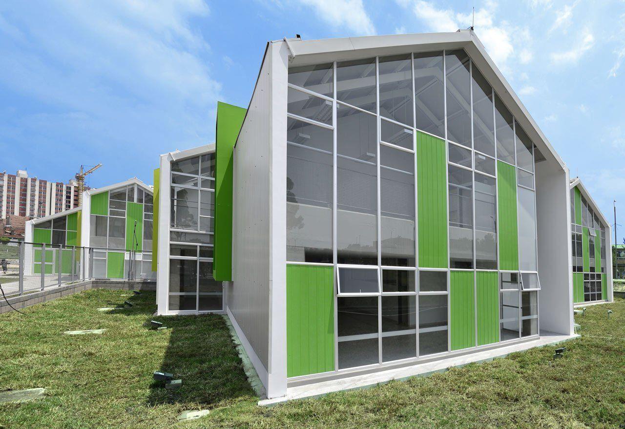 Galería de 8 espacios educativos para niños en Colombia - 16