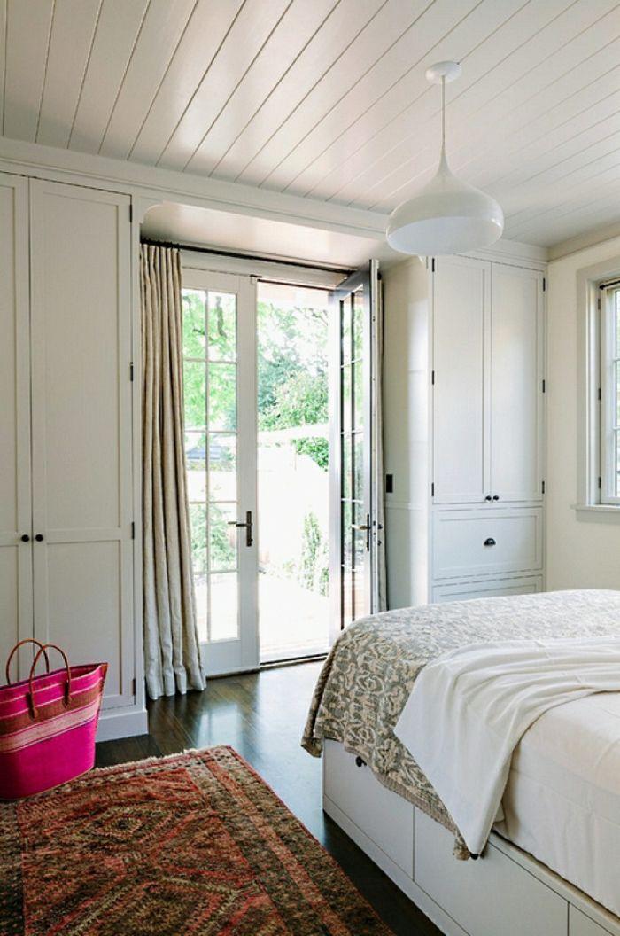 clevere stauraum ideen im schlafzimmer Home Pinterest - schlafzimmer gestalten ideen