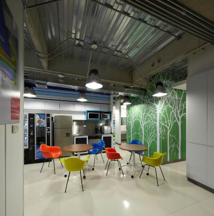 Inside AEI Architecture and Interiors\u0027 Bogotá Offices Office - innovatives interieur design microsoft
