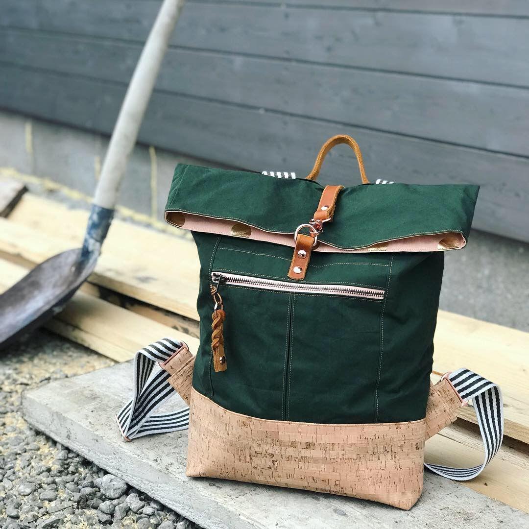 Fox Oilskin – Dry Oilskin light – Tannengrün