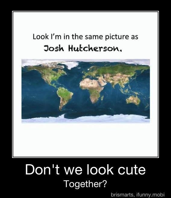 Me & Josh Hutcherson :)