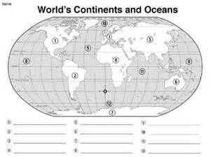 World map concave vs convex yahoo image search results flat map activity worlds continents oceans in this activity students must locate and identify the worlds continents and oceans when students are finished gumiabroncs Gallery