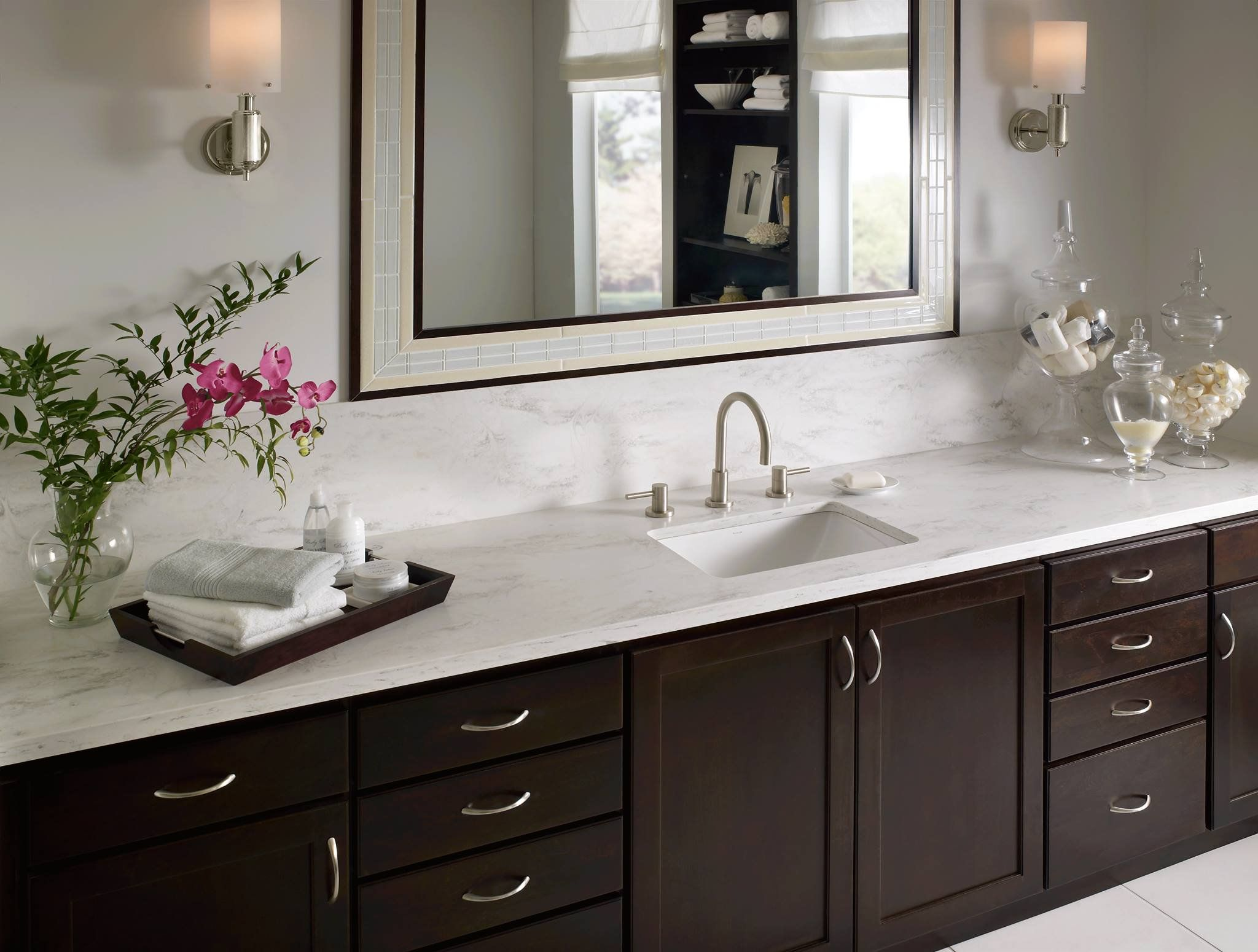 24 Corian Bathrooms Ideas In 2021 Corian Bathroom Corian Countertops