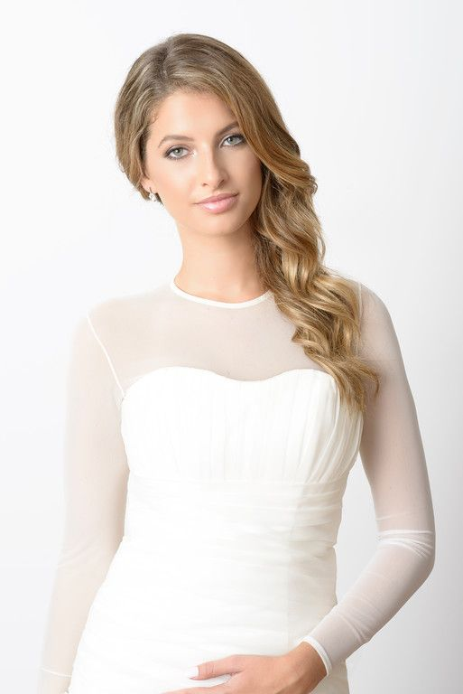 Sheer Bodysuit To Wear Under Your Wedding Dress For A Modest Look Bridal Cover Up Chic Wedding Dresses Wedding Bodysuit