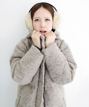 Kbfモデル はれこさんが可愛過ぎる 随時更新 Naver まとめ Fur Coat Fashion Coat