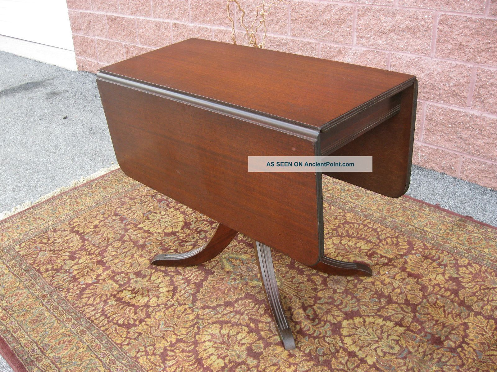 Furniture Styles Antique S Duncan Phyfe Style