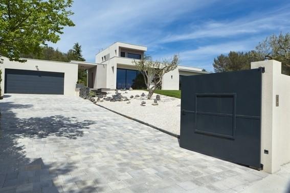 Allee De Garage Moderne Mambobc Com Garage Moderne Maison Moderne Entree Maison