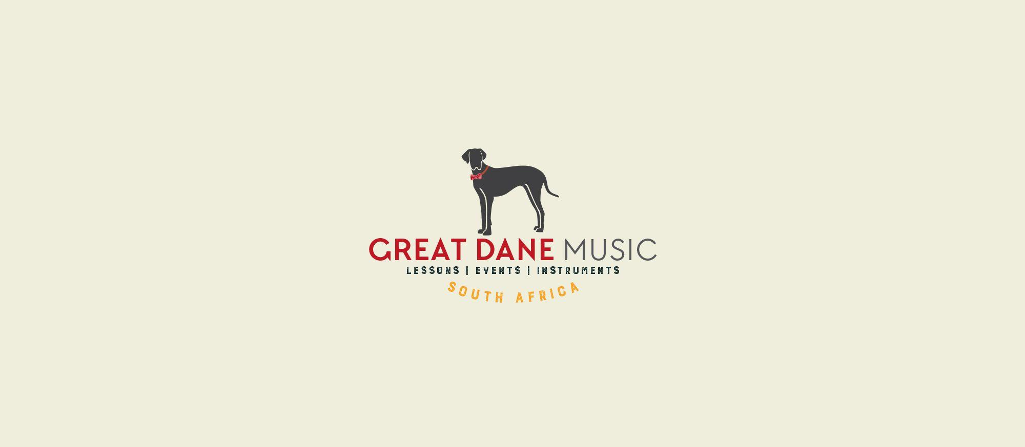Great Dane Music Sarah Made Design Co Dane Great Dane Make