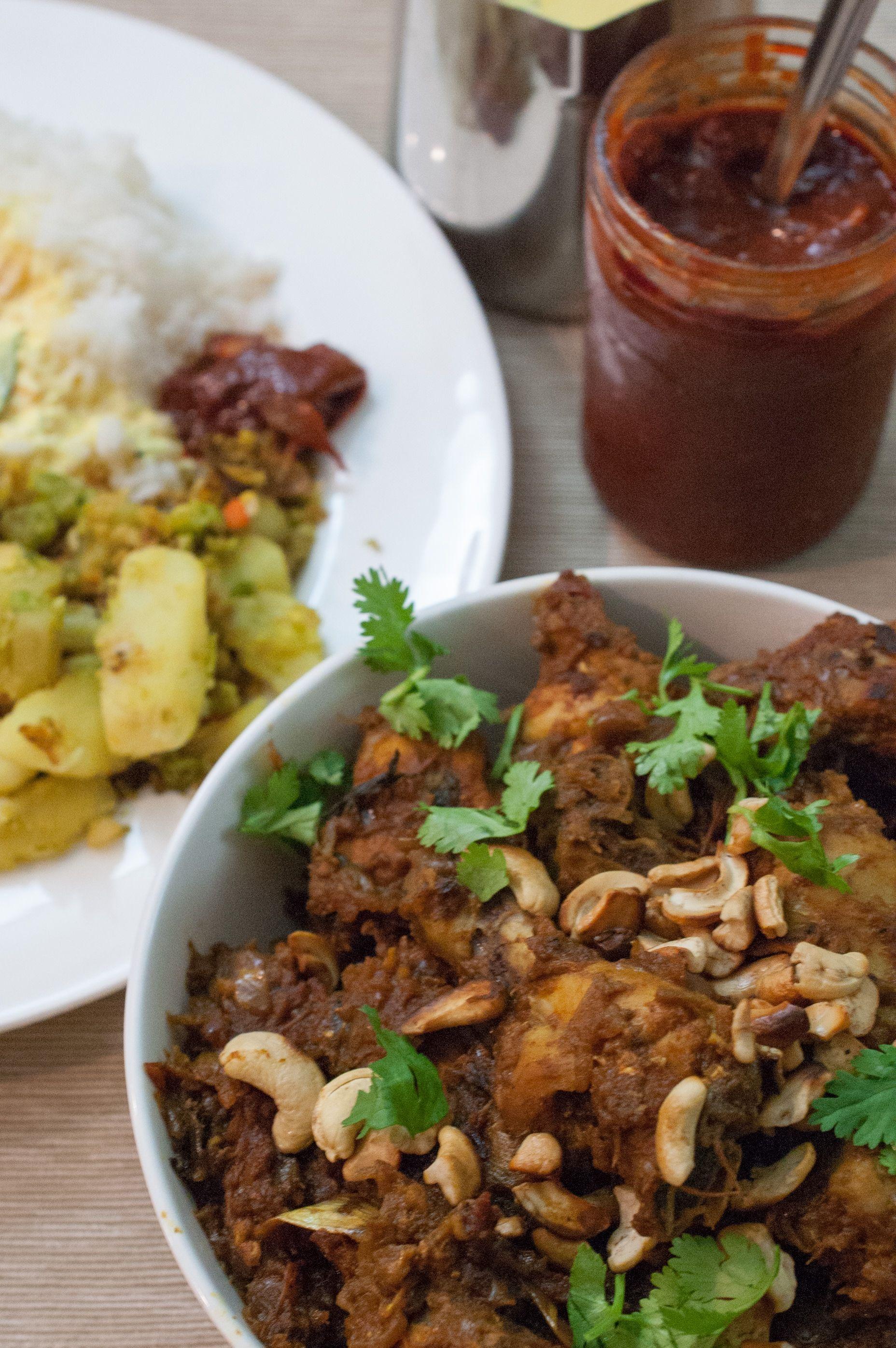 Kerala Chicken Roast – without coconut (Nadan Chicken ...