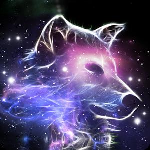 Pin By Ookami Loveless On Ying Yang Wolf Galaxy Wolf Wolf Spirit Animal Wolf Wallpaper