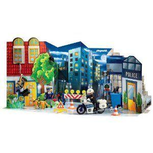 Lego Calendar Advent 4157Playmobileamp; Police Playmobil Christmas Lc4Ajq3R5
