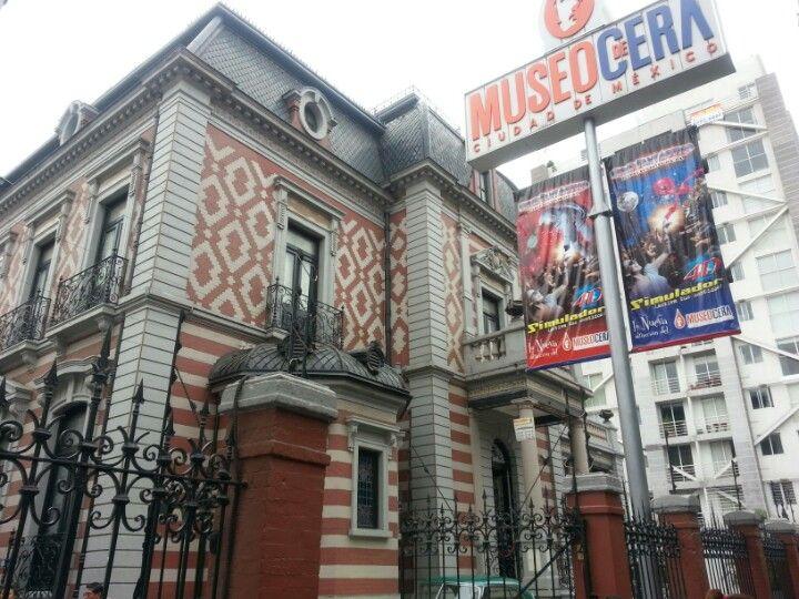 Museo De Cera Juárez Ciudad De México Distrito Federal Places To Visit Street View Visiting