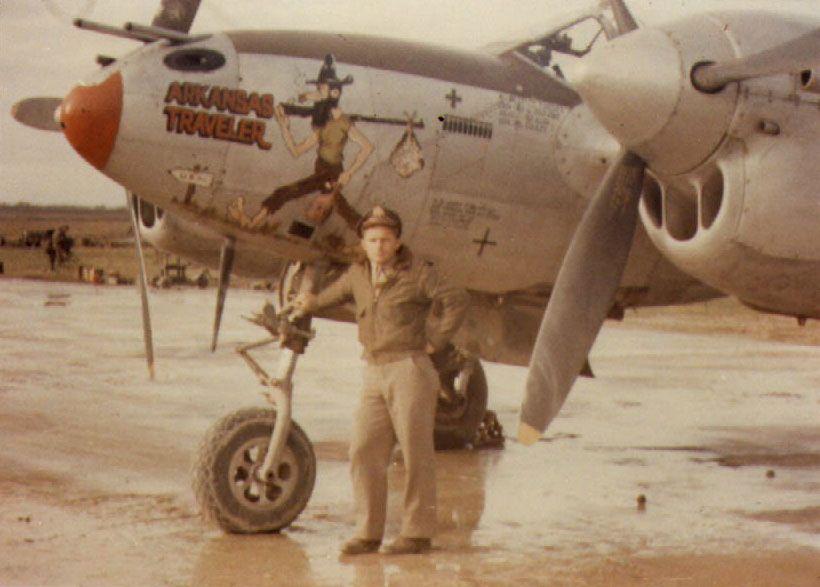 """""""Arkansas Traveler"""" P-38 Lightning"""