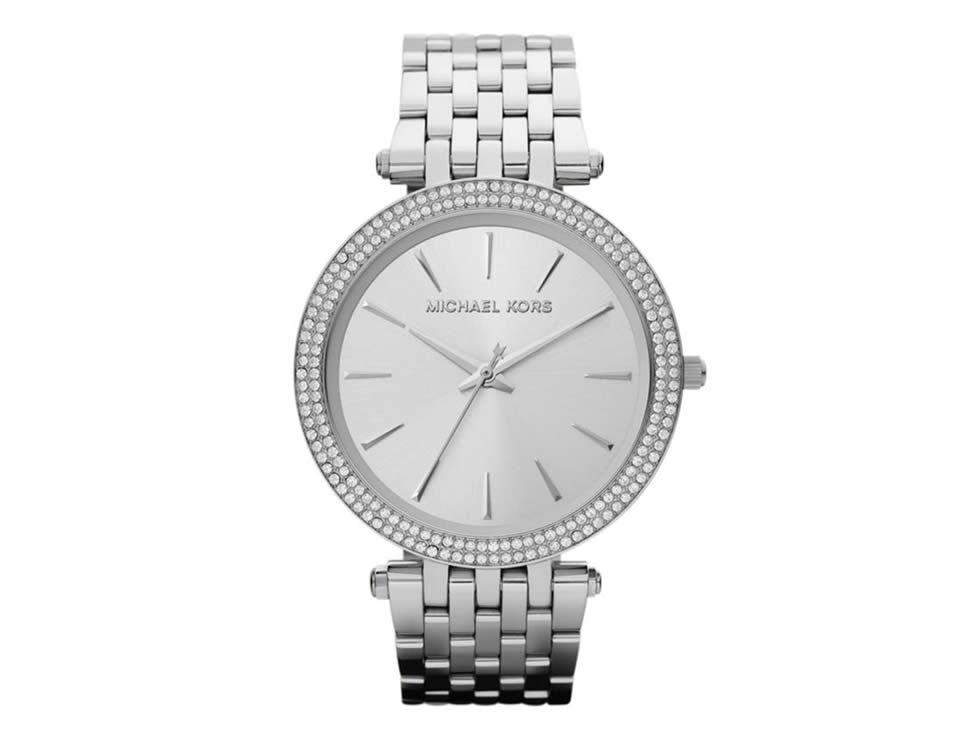 9879f785c1e9 Michael Kors Darci MK3190 Reloj para Dama Color Acero