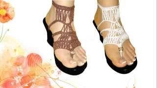 curso calzado - como hacer zapatilla artesanal ( 1 ) - YouTube