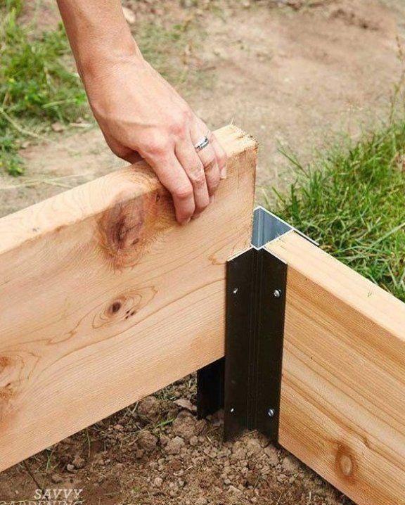 Hochbeet-Designs f  r die Gartenarbeit  Tipps  Ratschl  ge und Ideen #