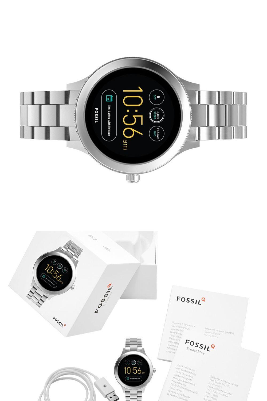 Fossil venture womens smartwatch ftw6003 in 2020
