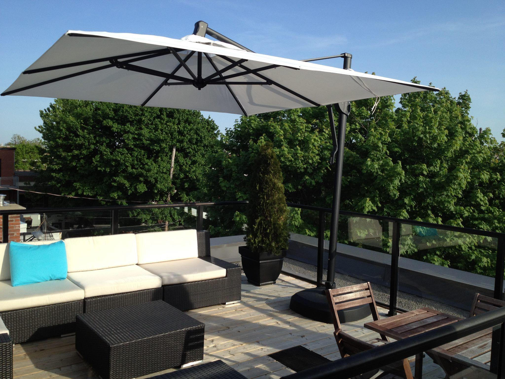 Roof top terrace Outdoor pergola, Rooftop patio, Rooftop
