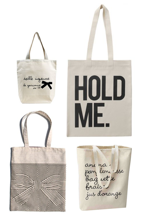Canvas Bags Printed Tote