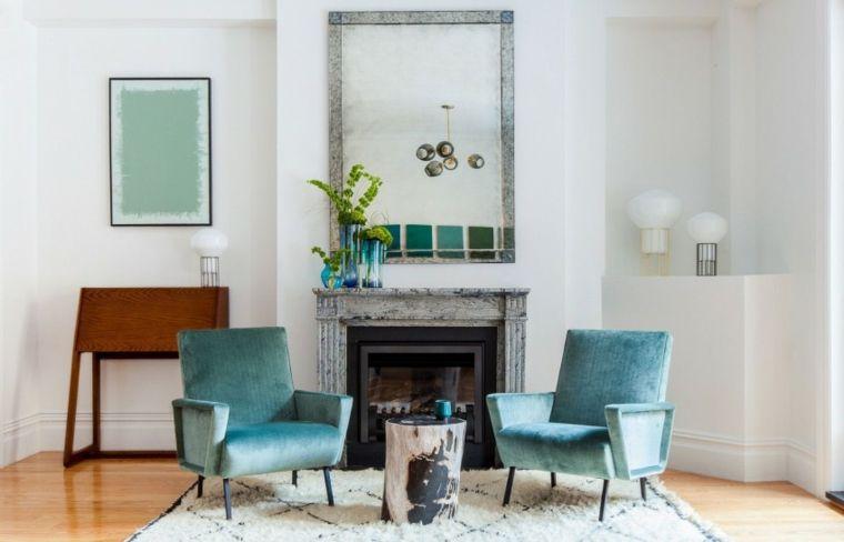 Decoraci n estilo vintage para la casa moderna estilo for Casa moderna vintage