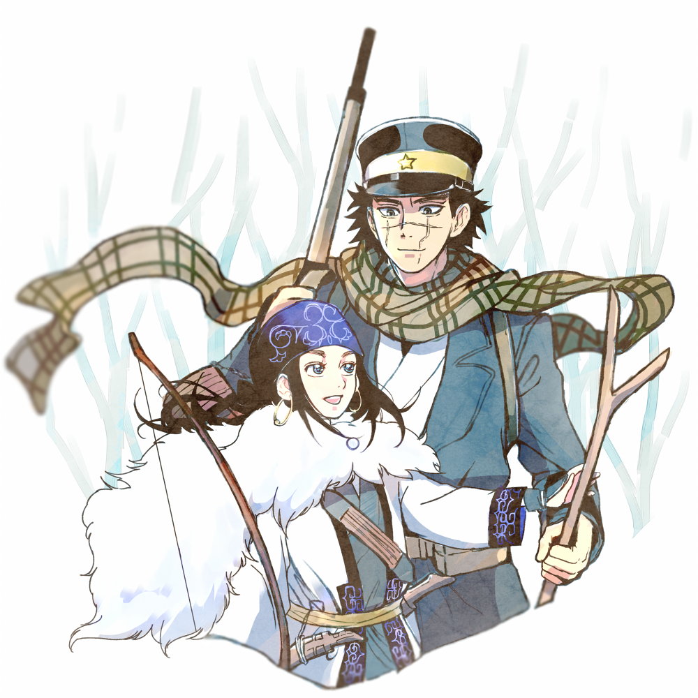Golden Kamuy, by Pixiv Id 346044. Anime images, Anime, Image