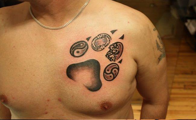 lion s paw tattoo designs tattoos pinterest tattoo designs rh pinterest ie lion paw tattoo everett tattoo lion paw