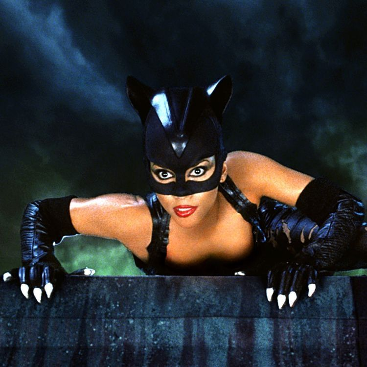 Catwoman. | Catwoman halle berry, Catwoman cosplay, Cat ...