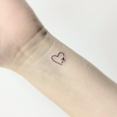Travel Inspired Tattoos 20 Tiny Inks That Will Make You Swoon