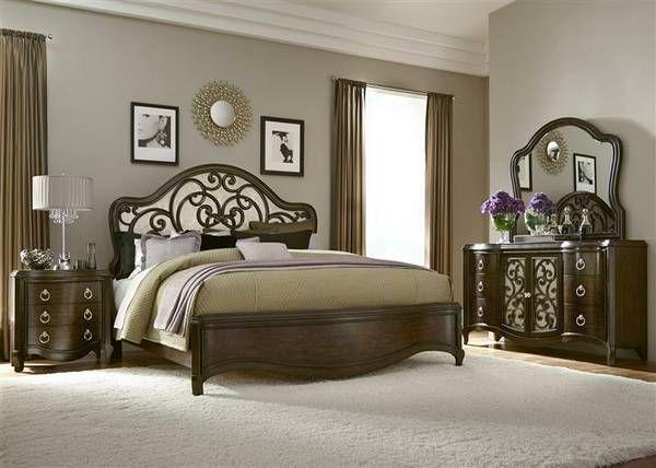 Liberty furniture   Bedroom set, Bedroom decor design