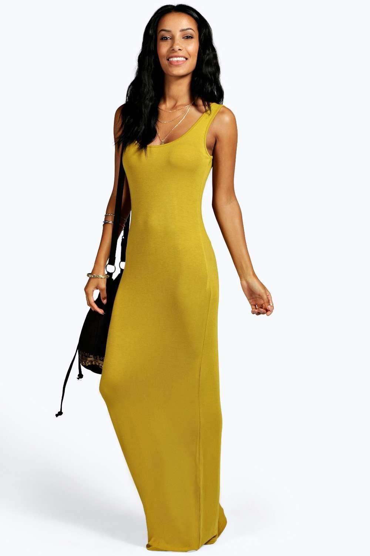 852d529afc Sandy Maxi Dress at boohoo.com Color Coordinated Closet