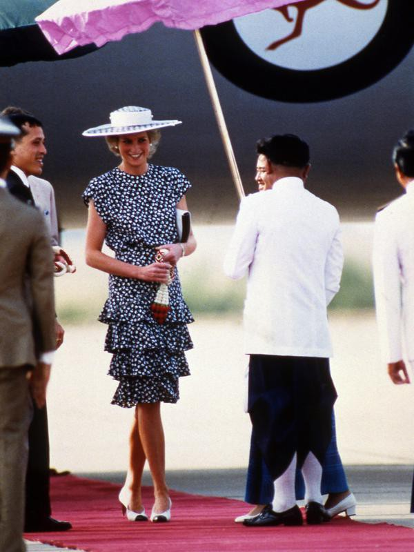 Princess Diana Was the Ultimate '80s Style Icon, and These Pics Are Proof
