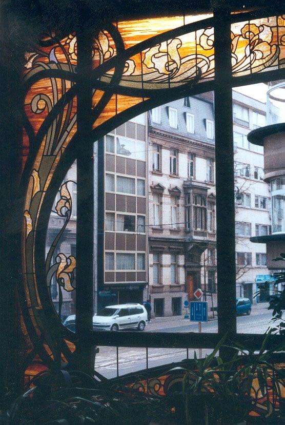 Hotel Hannon Brussels Interieur Art Nouveau Architecture Art Nouveau Design Art Nouveau