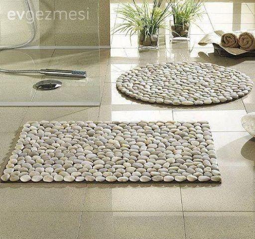 Kendin Yap: Çakıl taşlarından yapabileceğiniz projeler.. | Ev Gezmesi
