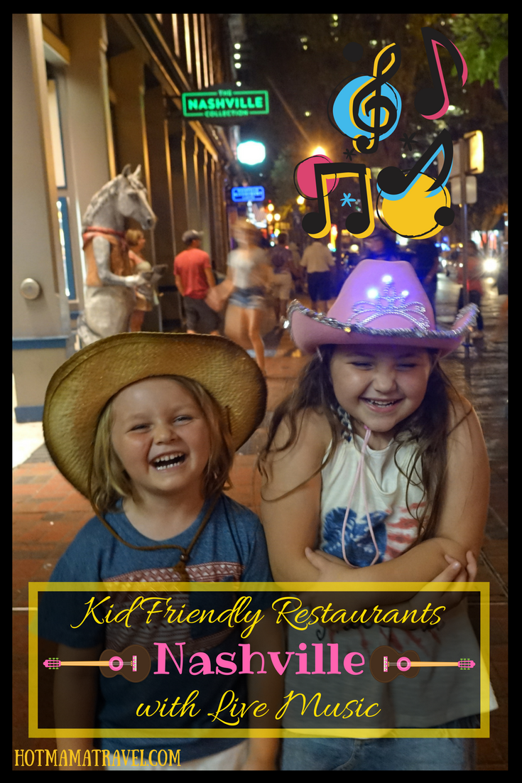 Kid Friendly Restaurants Nashville With Live Music Unitedstates Tennessee Familytravel