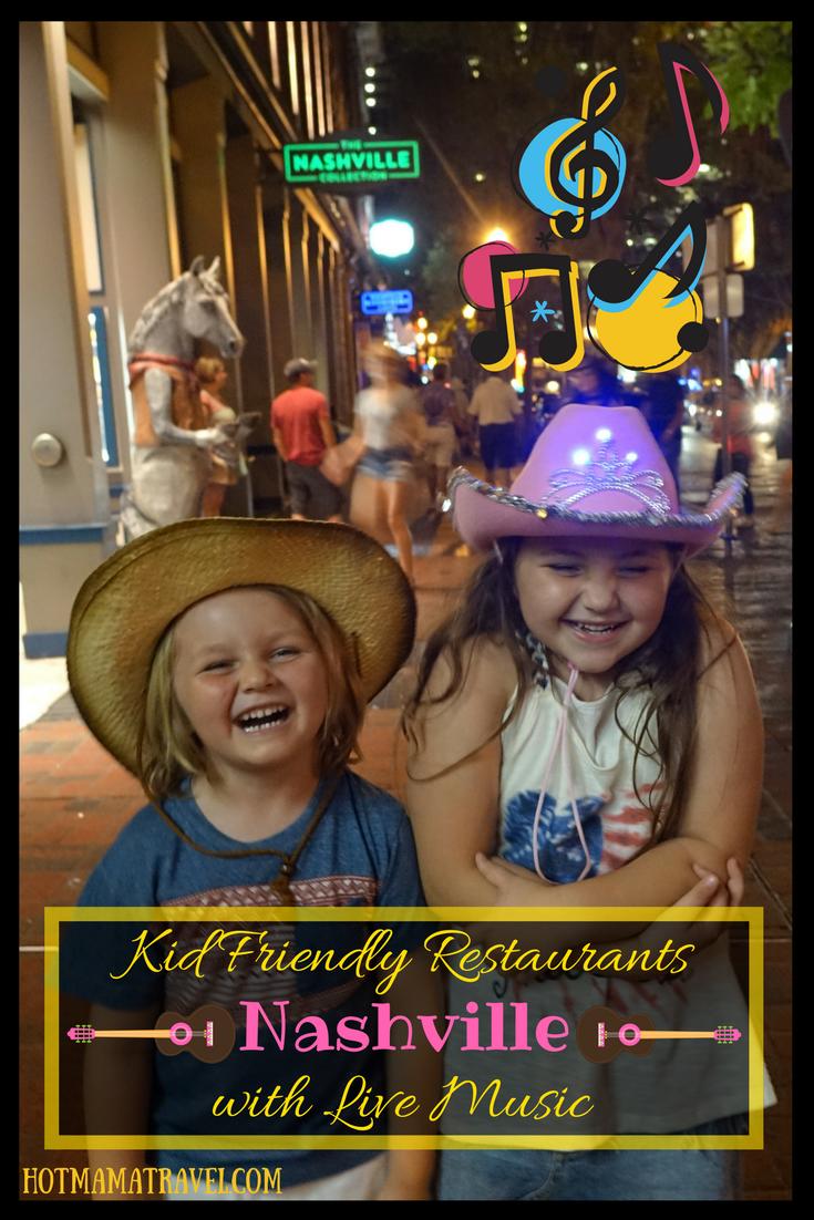 5 Kid Friendly Restaurants Nashville