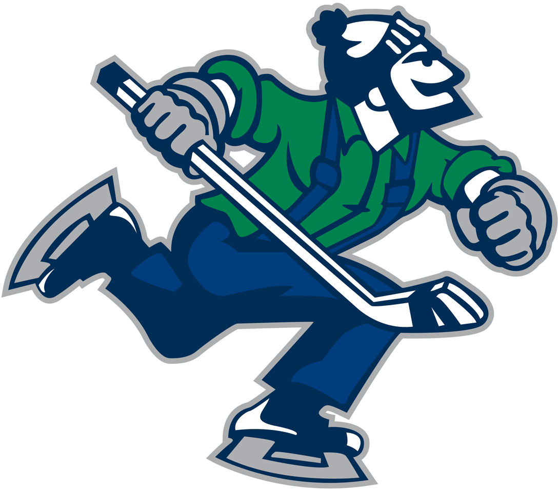 Vancouver Canucks Alternate Logo (2009) - Johnny Canuck  5665f8811