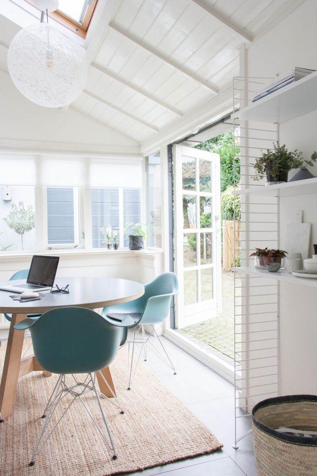 Una Casa Estilo Nordico Perfecta No Os La Perdais Casa Estilo