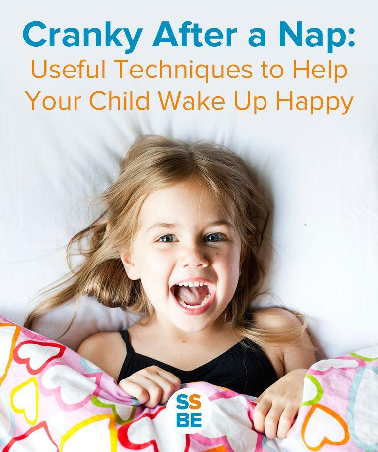 No Cranky Naps: How to Help Your Child Wake Up Happy ...