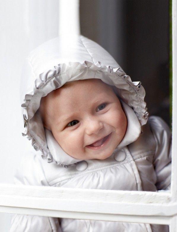 Cute baby jacket