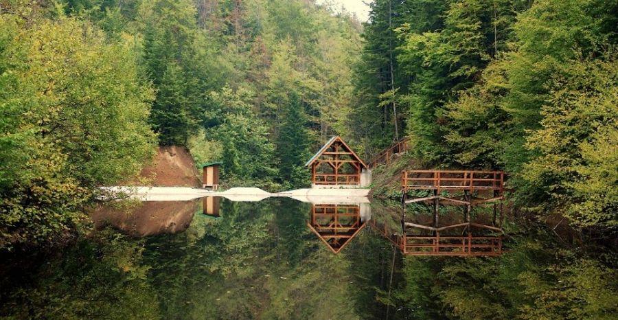 Park prirode Tajan – Zavidovići
