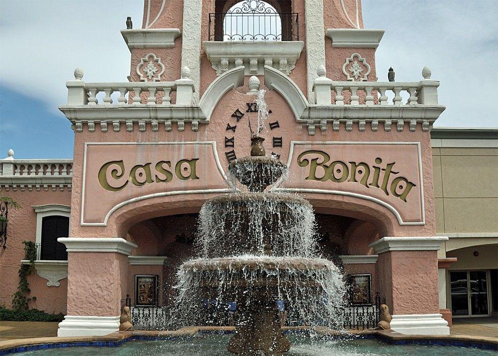 """Casa Bonita is Colorado's """"Mexican Disneyland"""""""